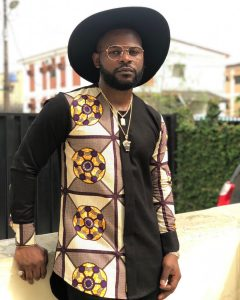 Falz from Nigeria is an African rapper
