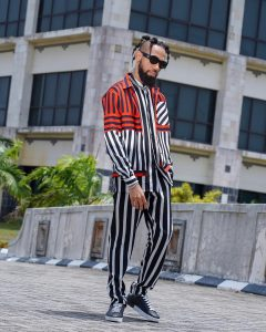 Phyno from Nigeria is an African Rapper