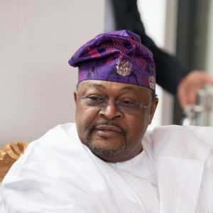 Mike Adenuga is the second richest man in africa