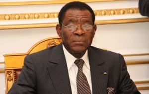 Teodoro Obiang Nguema Mbasogo is the third richest presidents in africa