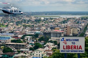 liberia is also a poor country