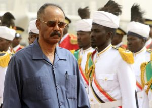 Isaias Afwerki is one of the richest presidents in africa