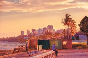 Mozambique is a poor country