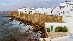 Asilah is one of the best places to visit in morocco