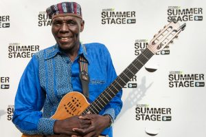 Oliver was one of the richest african musicians
