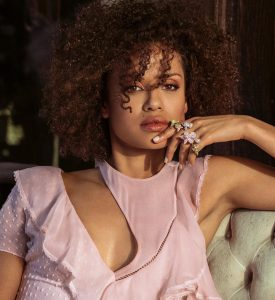 Gugu Mbatha-Raw one of the best african models