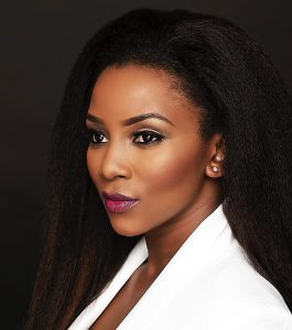 Genevieve Nnaji is an African Model