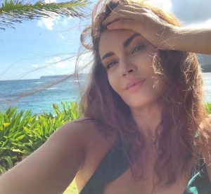 Tanit Phoenix is a south african model